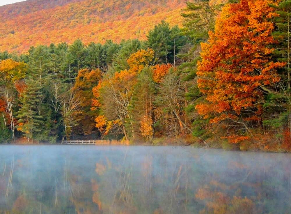 Lake Shaftsbury Vermont