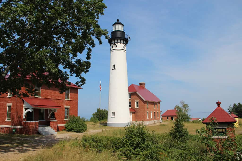 Au Sable Light Station photo credit: cmh2315fl via Flickr