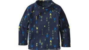 Patagonia fleece top for toddlers and babies