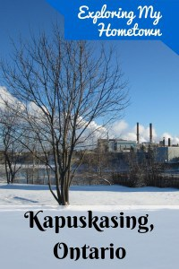 Visit the far north in Canada - Kapuskasing, Ontario