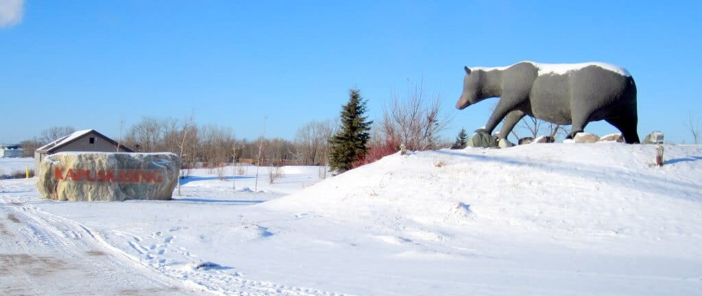 Kapuskasing, Ontario, Canada