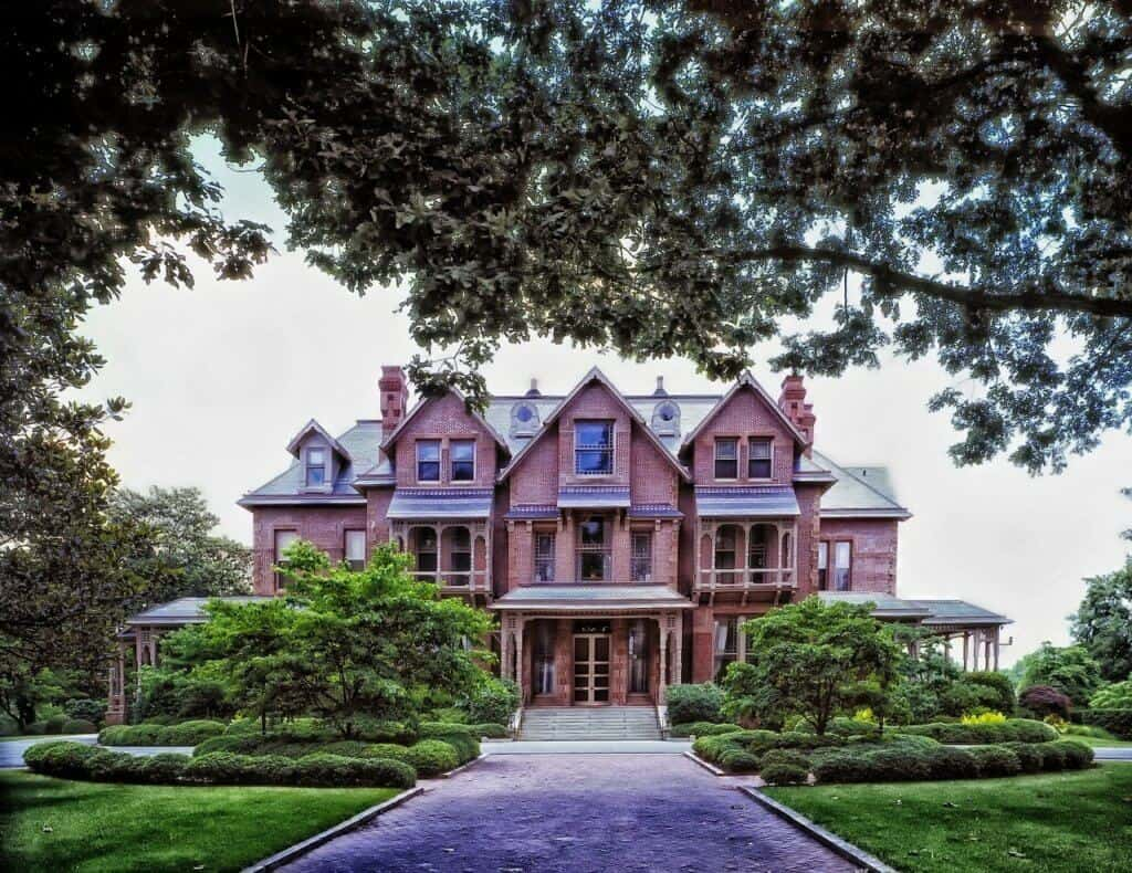 The Executive Mansion in Raleigh, NC