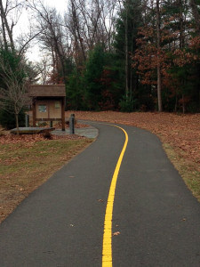 Rail Trail Suffield, CT