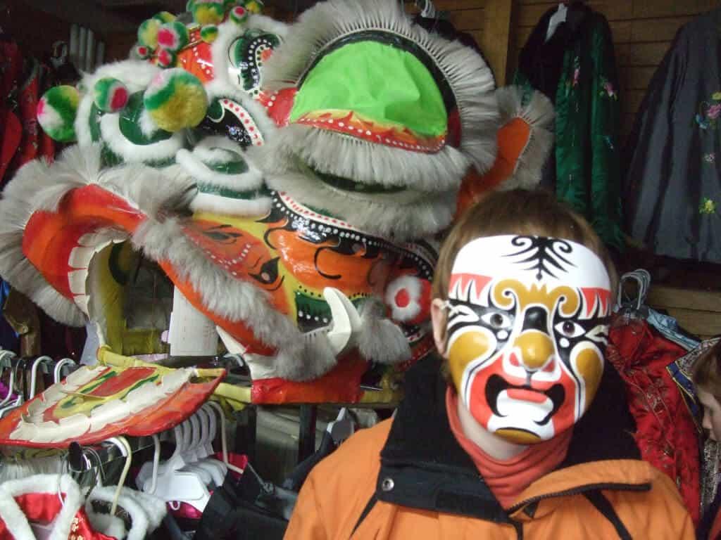 Celebrating Chinese New Year in New York