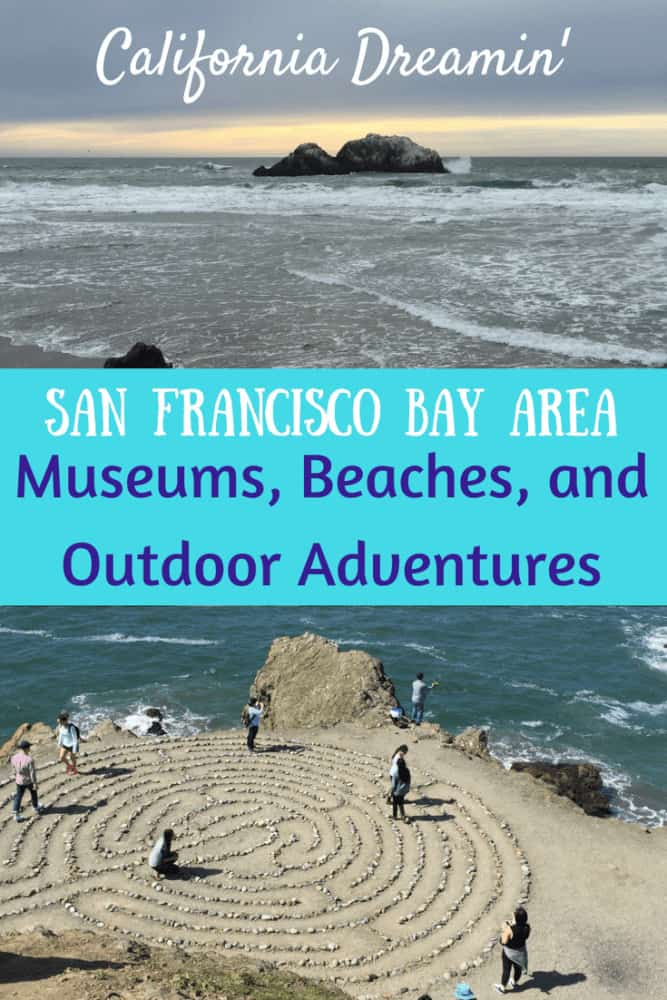 San Francisco Bay | Hiking San Francisco Bay | Bay Area Beaches | Bay Area Museums