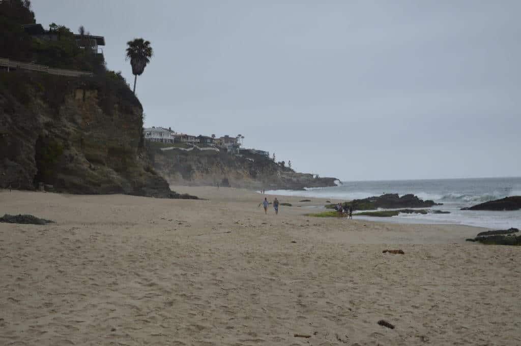 Beautiful Laguna Beach in Orange County, California