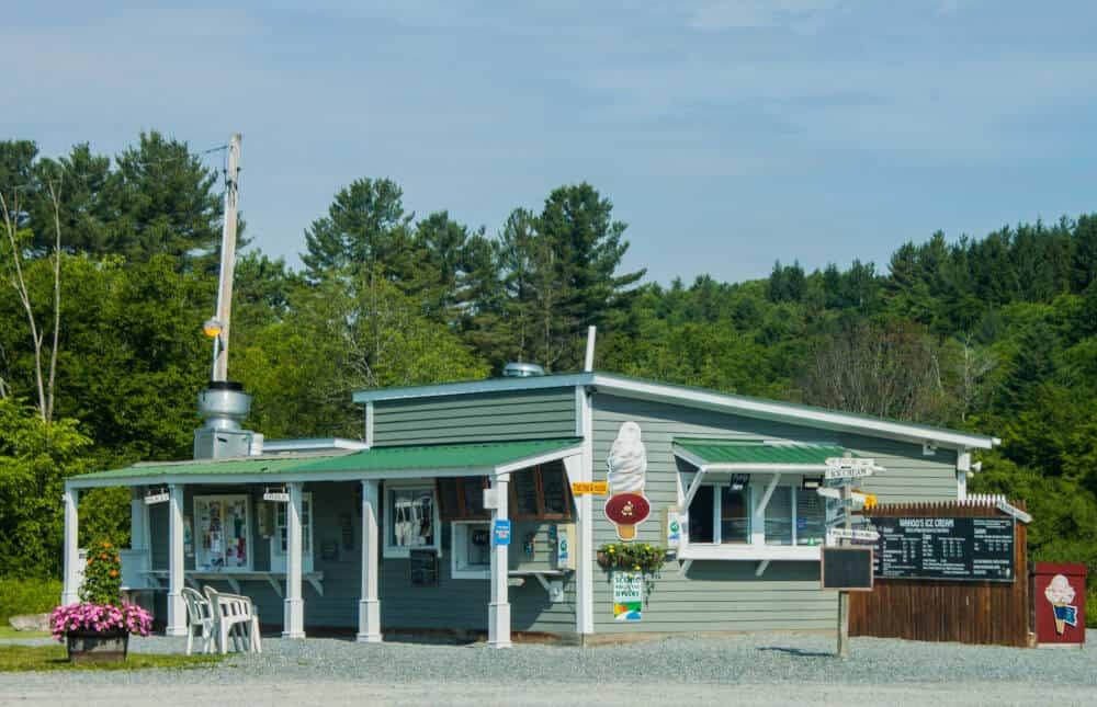 Wahoo's Eatery in Wilmington, Vermont