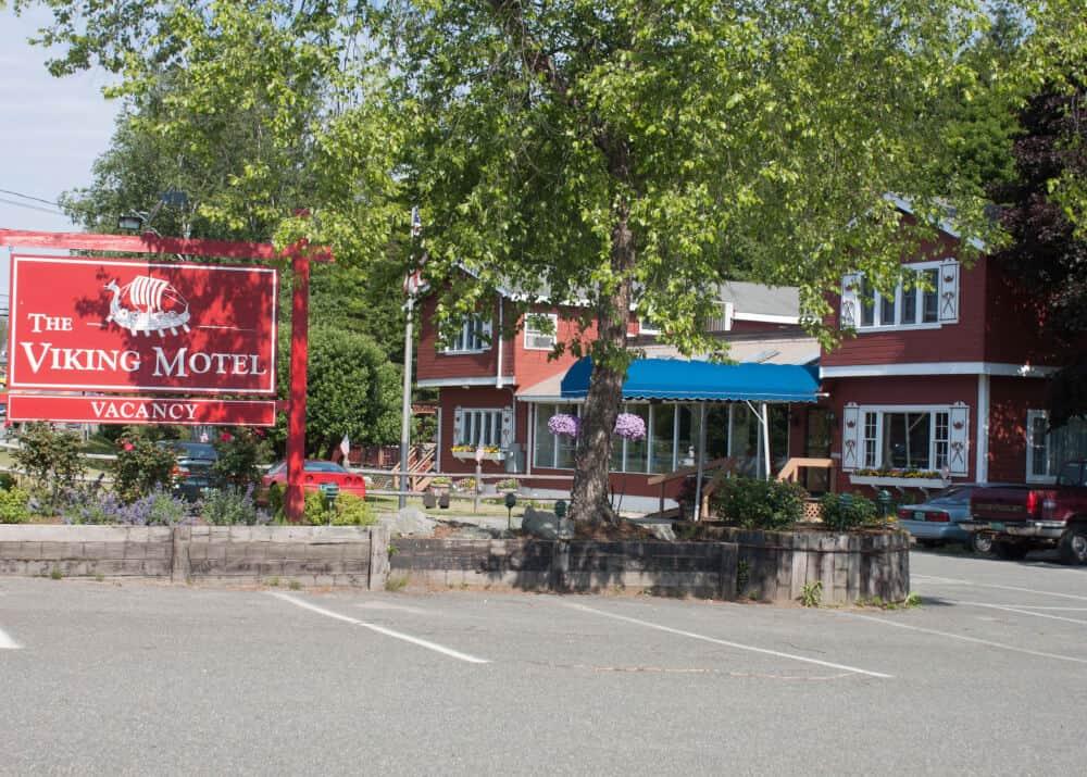 Viking Motel, Wilmington, Vermont