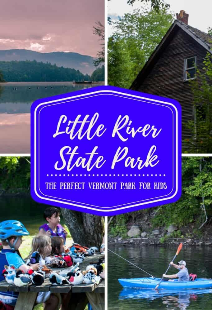 With so many opportunities to adventure, chill out, and sleep in the outdoors, Is it any wonder that Little River State Park is one of Vermont's most beloved treasures?