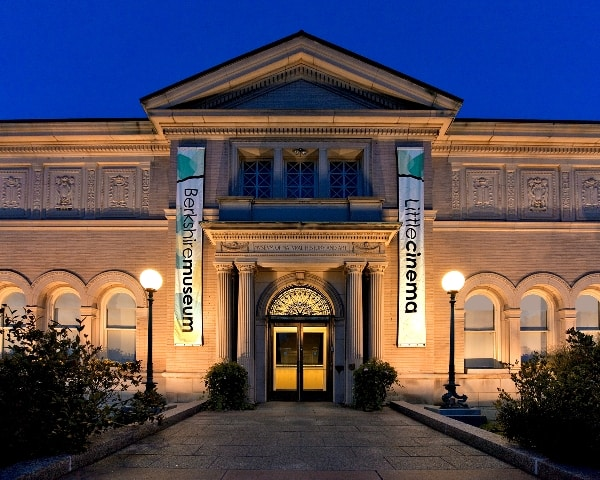 The Berkshire Museum in Pittsfield, MA.
