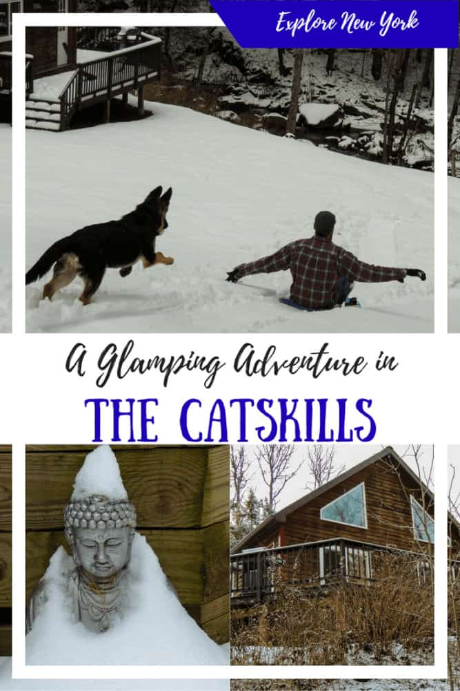 Have you tried glamping in the Catskills? This is a perfect weekend getaway in Phoenicia, New York.