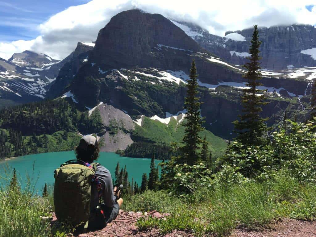 Hiking Glacier National Park and Whitefish Montana
