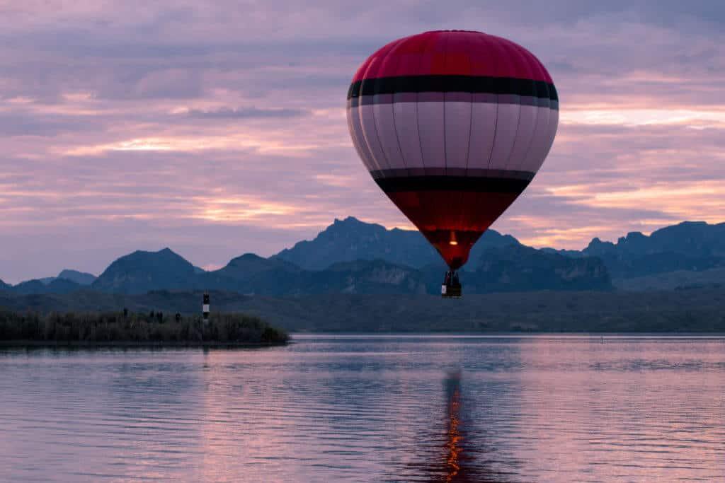 Lake Havasu Balloon Festival
