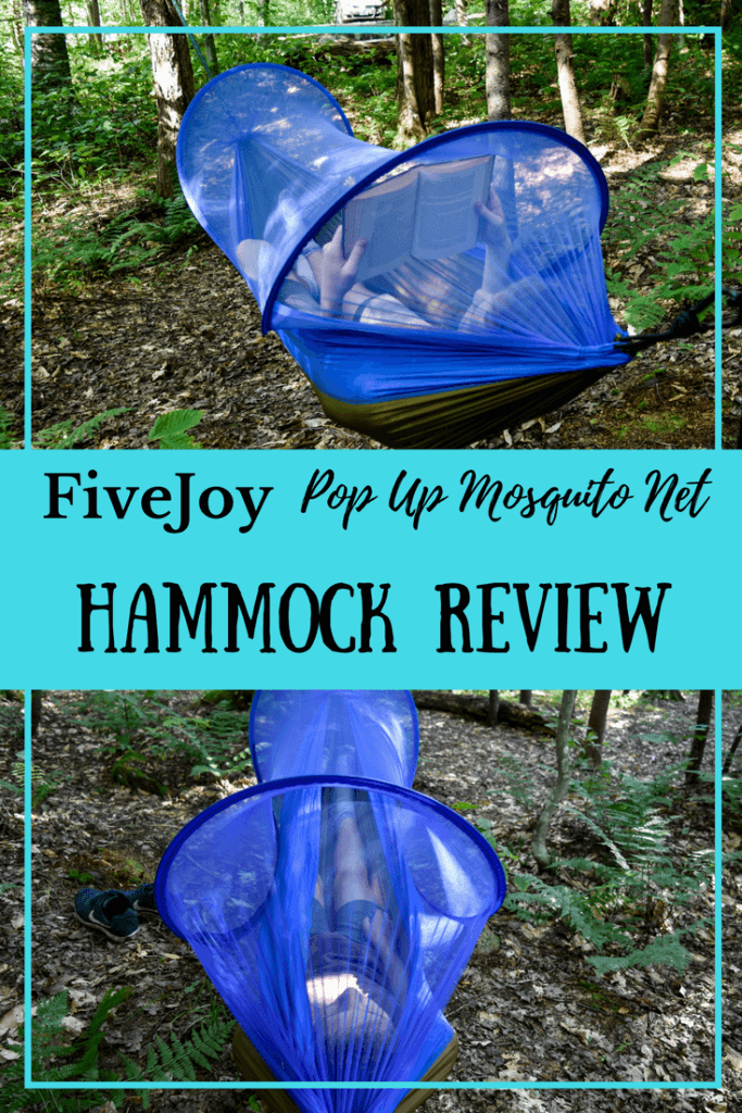 Relaxing in a hammock just became a lot more fun! This mosquito net hammock is perfect for car camping or chilling out in the backyard. Perfect for families!