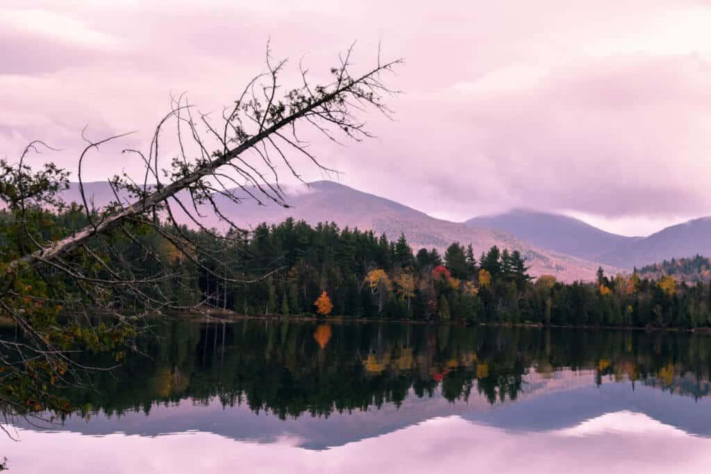 Heart Lake - Adirondack High Peaks