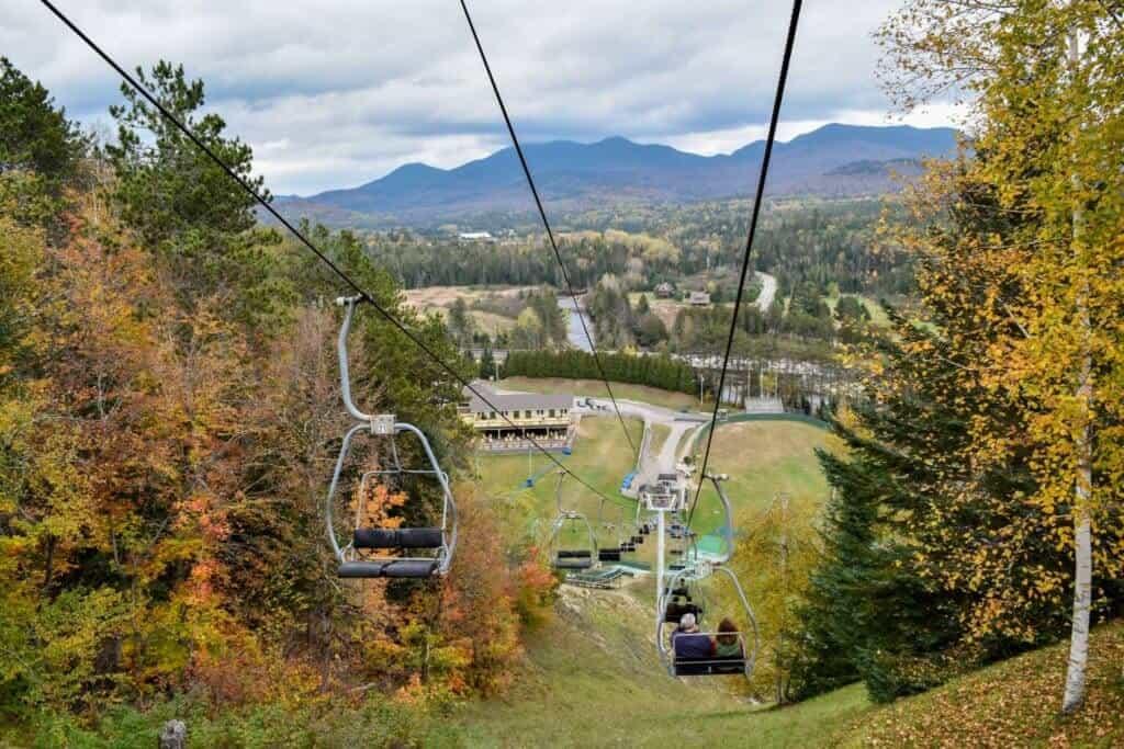 Adirondack High Peaks - chairlift
