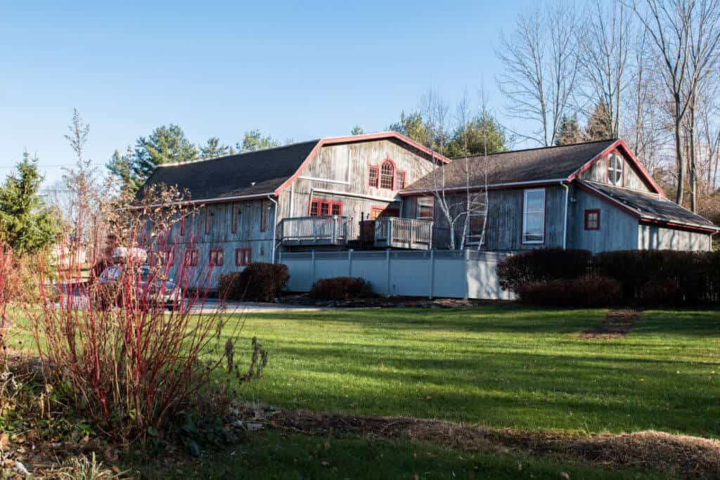 Southern Vermont vacation rental - outside