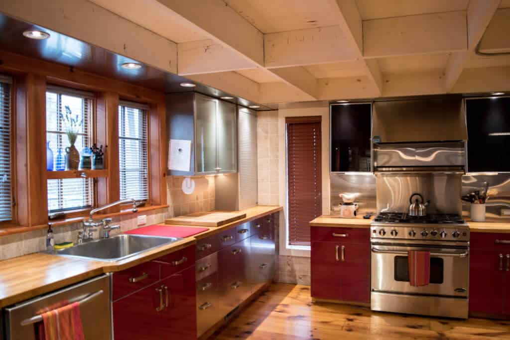 Southern Vermont Vacation Rental - kitchen