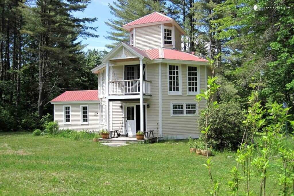 Vermont Glamping - Landgrove Vermont