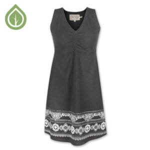 The Amberley Dress in black by Aventura Clothing