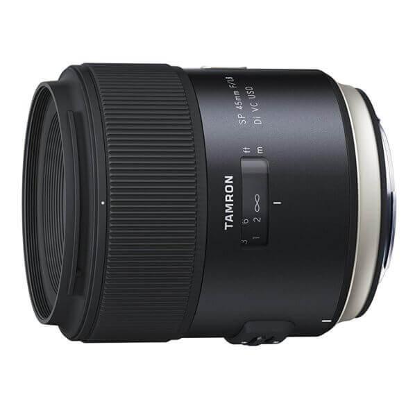 Tamron AFF013N-700 SP 45mm F/1.8 Di VC USD (model F013) For Nikon