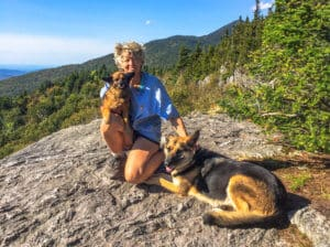 Hiking the Long Trail in Vermont with Dogs: An Interview with Shirley Harman