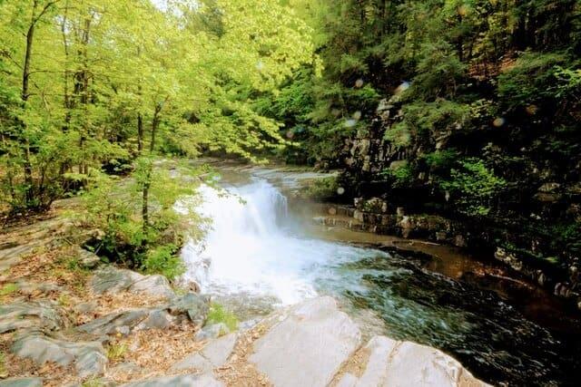 Bristol (Bartlett Falls) in Bristol, Vermont