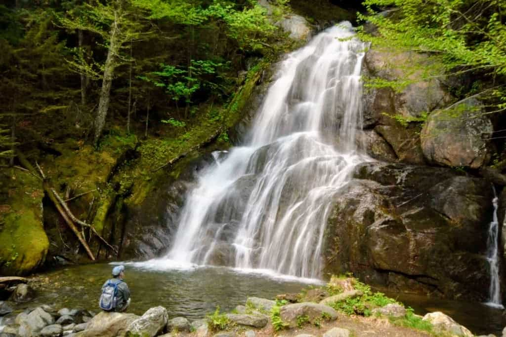 Visit the Best Vermont Waterfalls in the Green Mountains