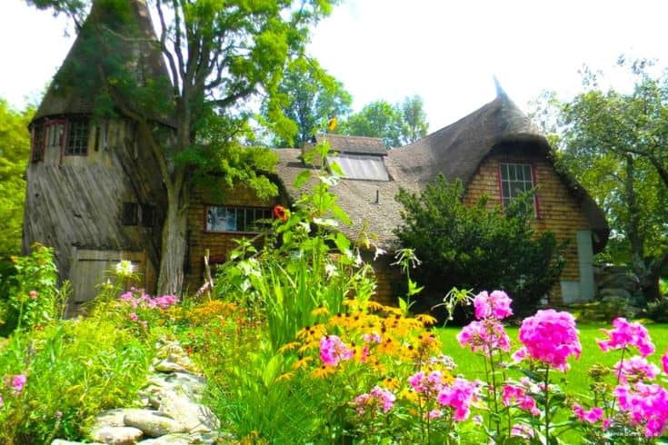 Fairy Tale Cottage Rental in the Berkshires