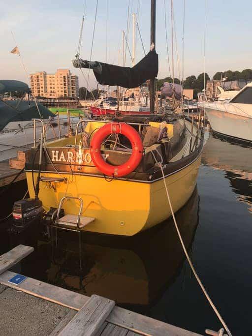 Beautiful Sailboat Rental Near Boston