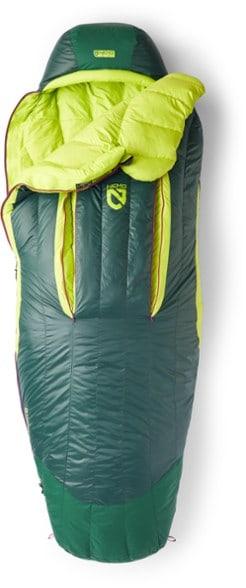 The Nemo Disco Sleeping bag for women