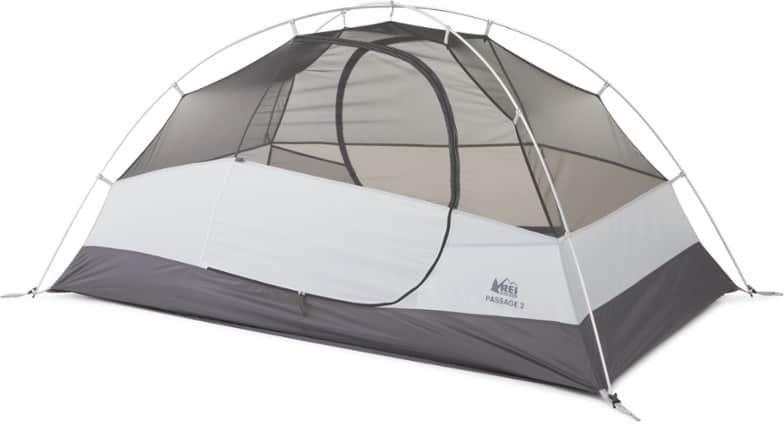 The REI Co-Op Passage 2 Tent with Footprint