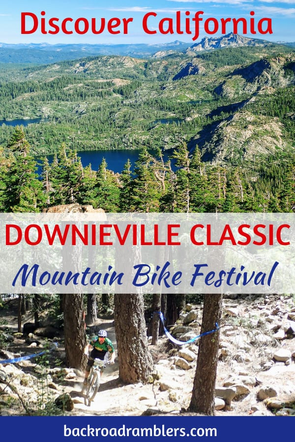 A few photos from the Downieville Classic Mountain Bike Weekend.