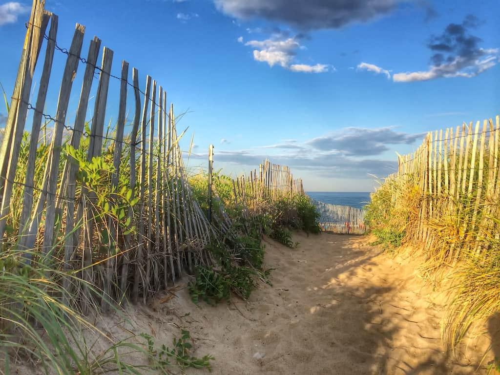 Salisbury Beach State Park in Massachusetts
