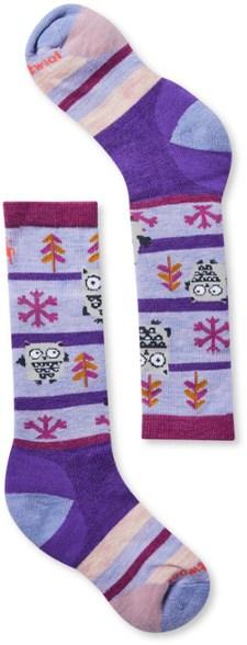 Smartwool winter socks for kids