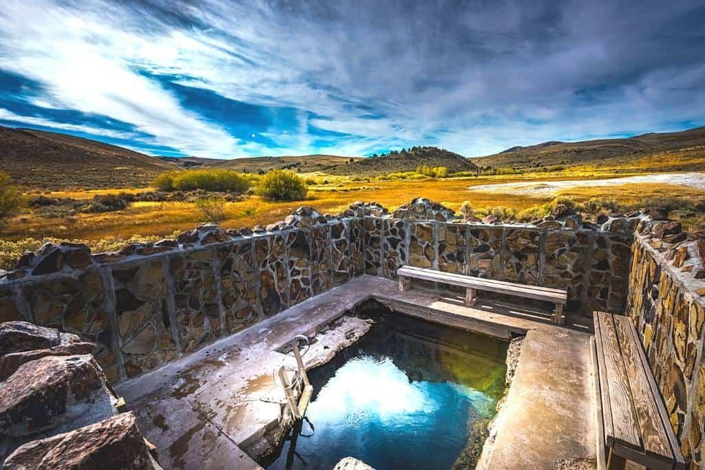 Hart Mountain Hot Springs (Antelope)   Southern Oregon
