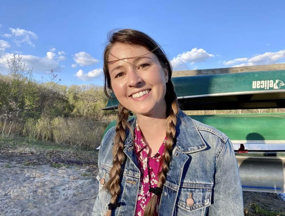 Kristen from Expedition Kristen.
