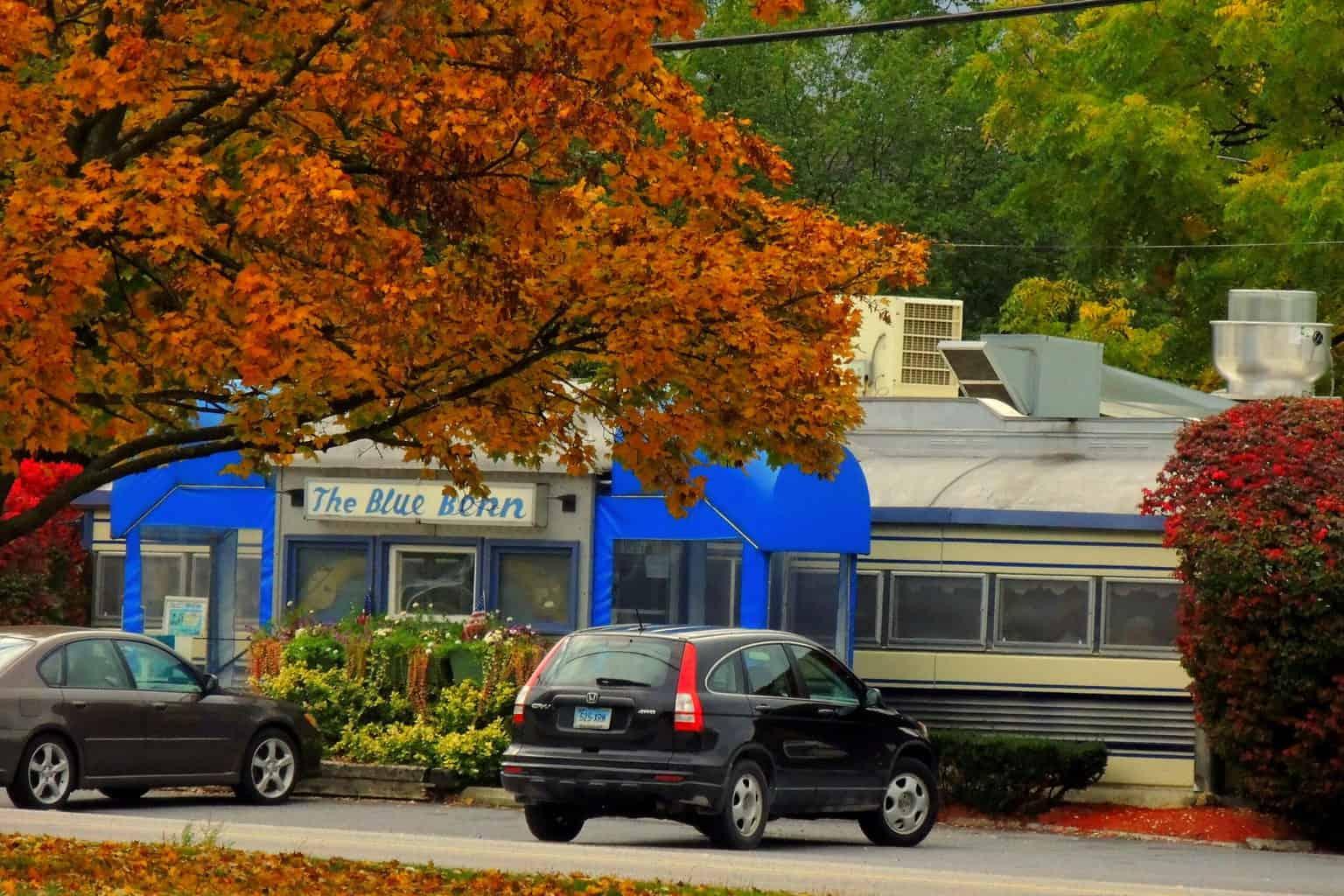 The Blue Benn in Vermont.