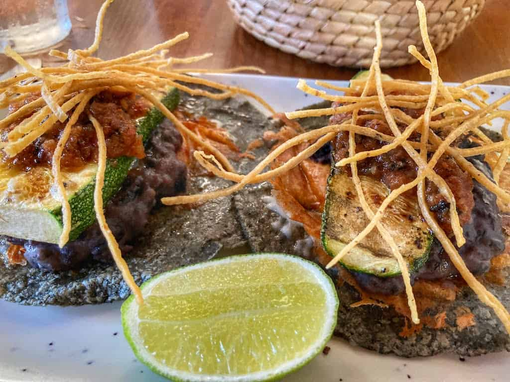 La Milpa, one of the amazing entrees available at Amano, a Mexican craft restaurant in Caldwell, Idaho.