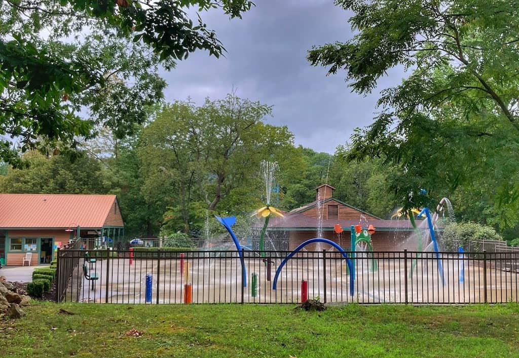 WildRiver Waterpark in Lake Raystown Resort, PA.