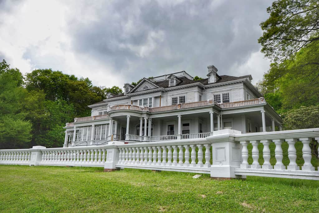 Exploring Flat Top Manor is one of the best things to do on the Blue Ridge Parkway.